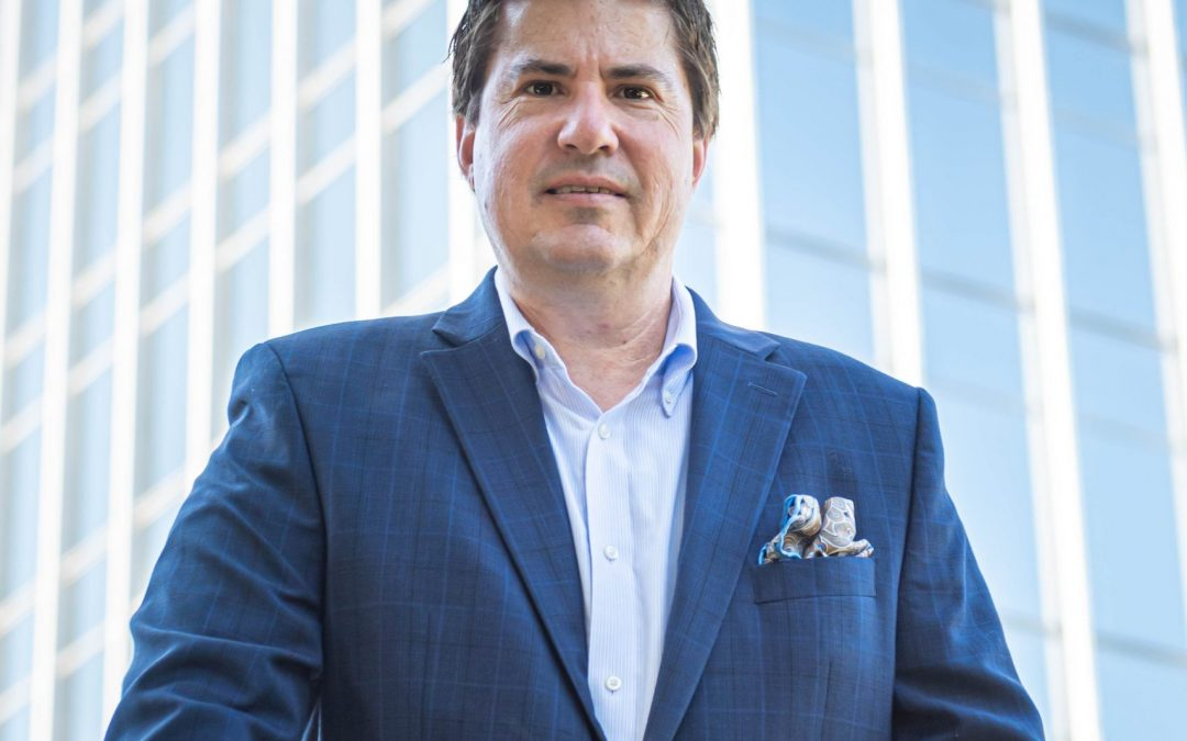 T.E.N. Awards Marc Crudgington ISE Executive of the Year – Financial Services