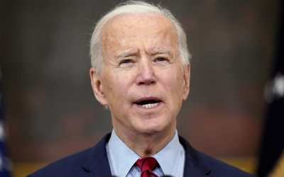 Biden eyes taskforce to target Colonial Pipeline hackers, tells Russia to act as operations return